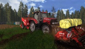 GRIMME GR300 V 1.0 для Farming Simulator 2017