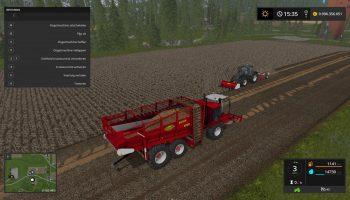 FS17 SUGARBEET MOD PACK V1.0 для Farming Simulator 2017