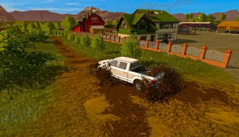 TRAKYA MAP V7.0.0 для Farming Simulator 2017