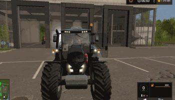 ПАК ТРАКТОРОВ LANDINI 6 SERIES V1.1 для Farming Simulator 2017