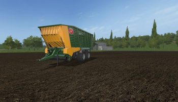 TIGO XR75DVE V1.0 для Farming Simulator 2017