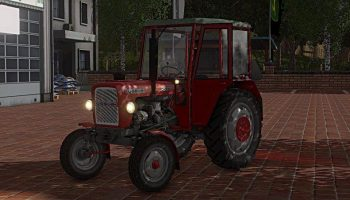 URSUS C330 V1.0 для Farming Simulator 2017