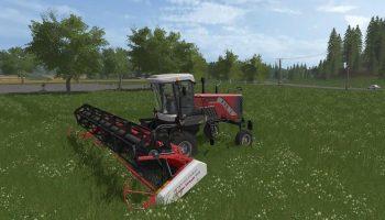РОСТСЕЛЬМАШ КСУ-1 V1.2.2.0 для Farming Simulator 2017