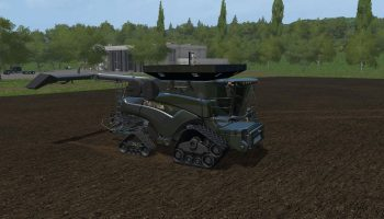 NEW HOLLAND CR 1090 ATI 4X4 QUADTRAC V1.0 для Farming Simulator 2017