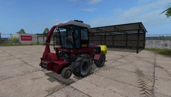 ГОМСЕЛЬМАШ UES-2-250 V1.0 для Farming Simulator 2017