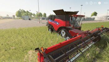 NEW HOLLAND COMBINE AND HEADER PACK для Farming Simulator 2019