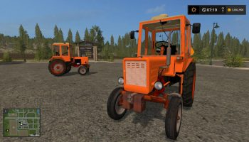 T25 NEW для Farming Simulator 2017