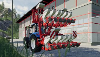 KUHN PLANTER 3R 12 ROWS для Farming Simulator 2019