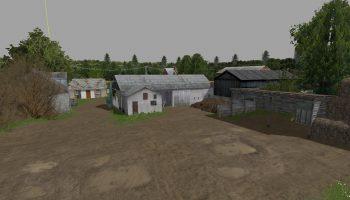 CZERNIECIN MAP V1.0 для Farming Simulator 2017