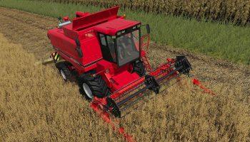 CASE IH 1660 V1.0.0.0 для Farming Simulator 2019