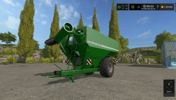 GUESTROWER GTU30 для Farming Simulator 2017
