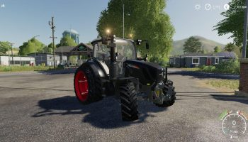 FENDT 300 VARIO BY STEVIE для Farming Simulator 2019