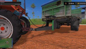ПРИЦЕП С КУЗОВА ГАЗ-53 для Farming Simulator 2017