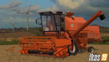 BIZON Z058 REKORD MIODEK для Farming Simulator 2017
