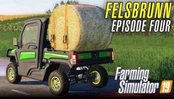 John Deere XUV865M V 1.0 для Farming Simulator 2019
