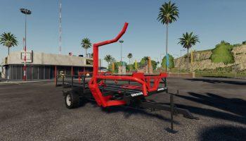 URSUS T-127 V 1.0 для Farming Simulator 2019