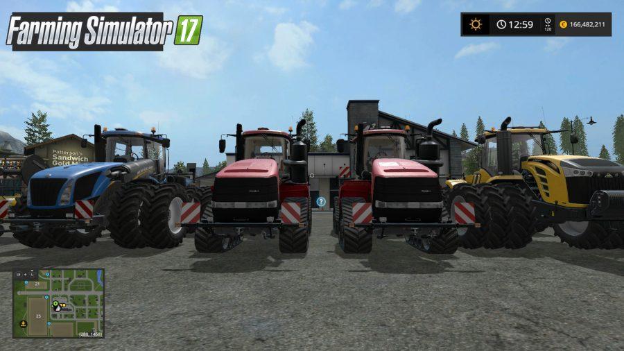 Farming Simulator 17: Как сделать неограниченное количество денег?