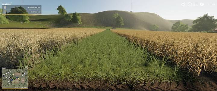 Как увеличивать или объединять поля в Farming Simulator 2019?