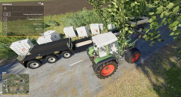 Транспортировка ящиков