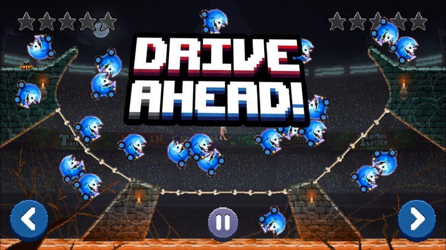 Игра Drive Ahead!