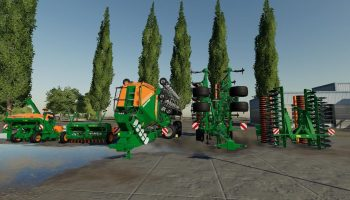 Amazone v1.0.0.0 FS19 для Farming Simulator 2019