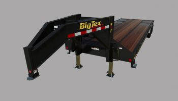 Big Tex Trailer 22GN/PH v1.0 FS19 для Farming Simulator 2019