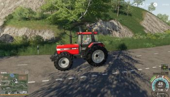 CASE IH 1455 – TUNED v1.3 FS19 для Farming Simulator 2019