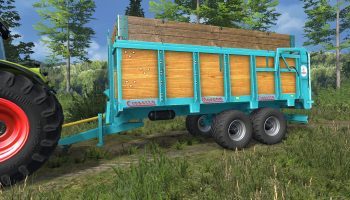 Crosetto Marene v1.0 FS19 для Farming Simulator 2019