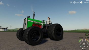 Massey Fergusson 275 v1.2 для Farming Simulator 2019