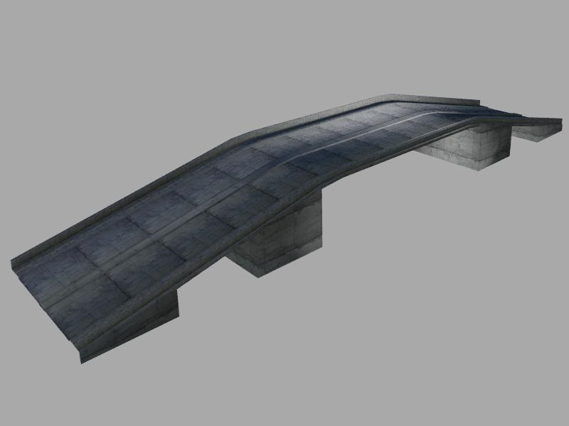 Placeable bridge v1.0 FS19