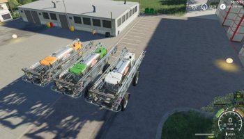 Rubicon T (ohne Collision) v1.3 FS19 для Farming Simulator 2019