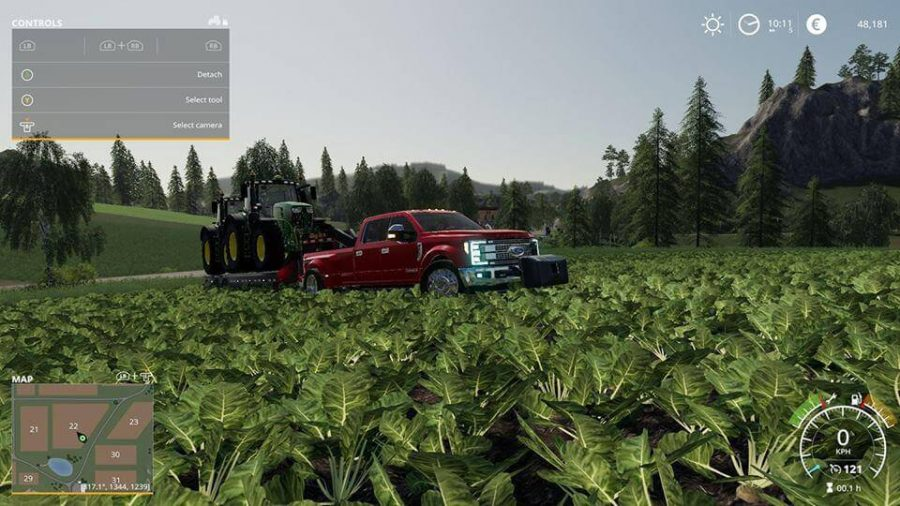 Updated 2019 Ford F450 Platinum v3.0 FS19