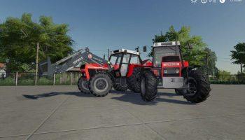 URSUS 1224 TURBO v1.0 FS19 для Farming Simulator 2019