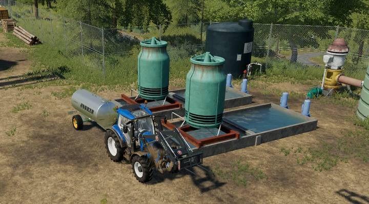 Где взять воду | Животноводство в Farming Simulator 19
