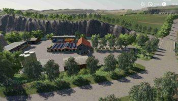 Ag Vitkov Map FS19 для Farming Simulator 2019