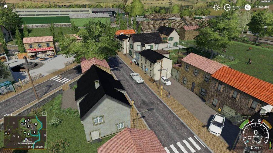 Belgique Profonde Multi v1.2 FS19