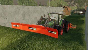 Holaras MES400 Frontlader-Edition MP v1.1 FS19 для Farming Simulator 2019