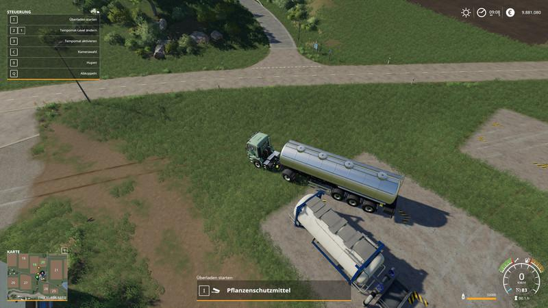 HoT Fillable Tanks v1.1 FS19