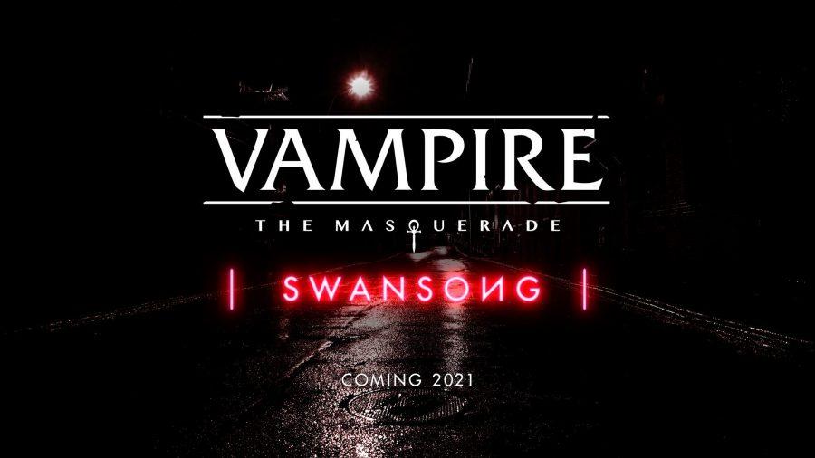 «Vampire: The Masquerade»—«Swansong» новая RPG от создателей «The Council»