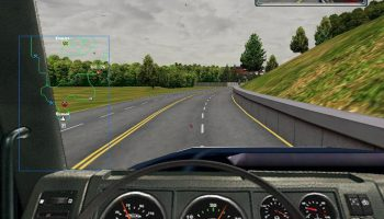 Дальнобойщик в деле для Euro Truck Simulator 2