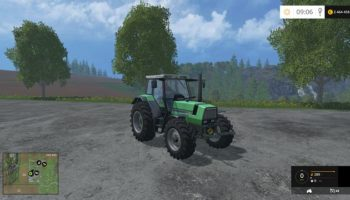 Три тракторных мода для Farming Simulator 2017