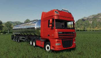 Farming simulator. Тягачи-грузовики для Farming Simulator 2017
