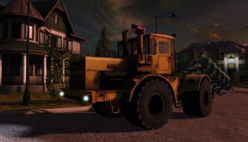 Кировец для Farming Simulator 2017