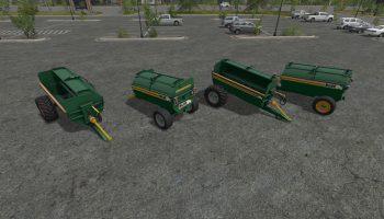 Major Muckout 750 для Farming Simulator 2017