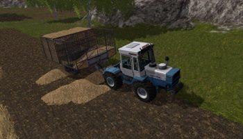 ПТС-9 для Farming Simulator 2017