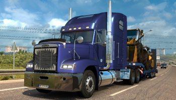 FREIGHTLINER FLD для Euro Truck Simulator 2