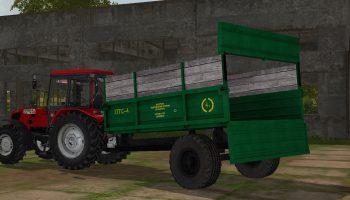 ПТС-4 для Farming Simulator 2017
