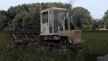 Т-70 для Farming Simulator 2017