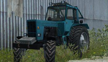 Мод МТЗ-82 для Farming Simulator 2017