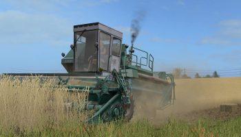Енисей 1200 для Farming Simulator 2017
